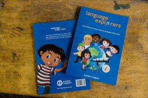 Language Explorers activity book
