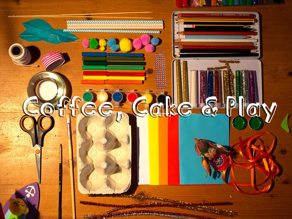 COFFE, CAKE & PLAY DAY 2