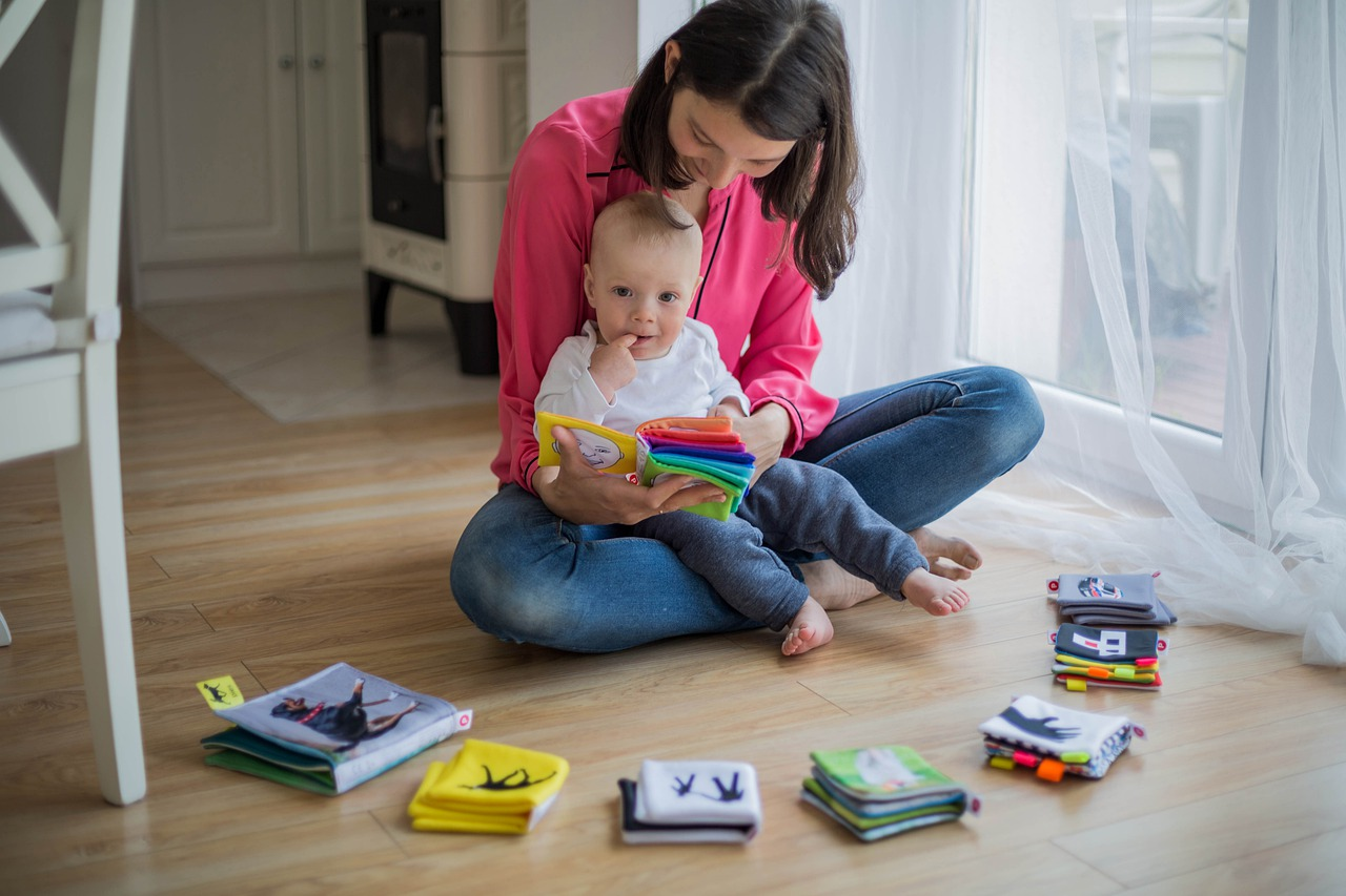 Read more about the article Irish resources for babies, toddlers and young children