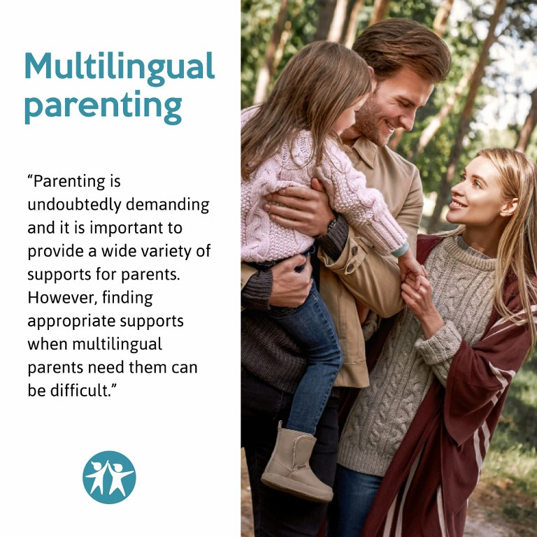 Multilingual parenting: supports for multicultural families